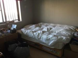 整理収納(寝室)